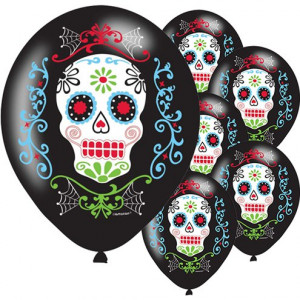 """Набор Шаров """"Day of the Dead"""""""
