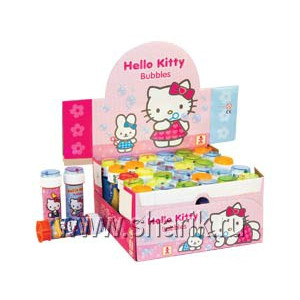Мыл пузыри Hello Kitty, 60мл