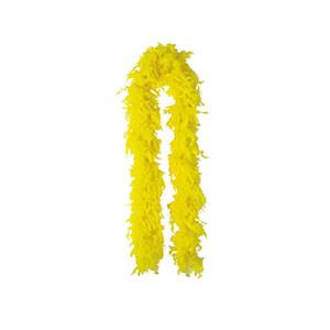 Боа желтое 180см/А