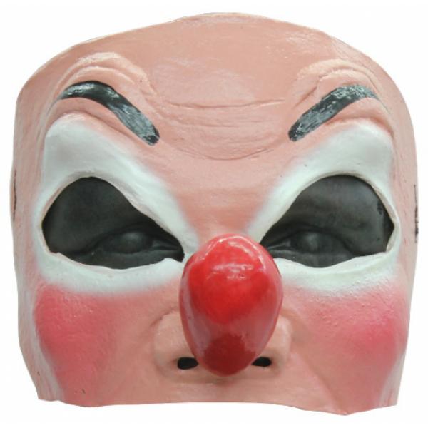 Полумаска  Клоун