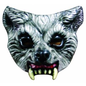 Полумаска Волк