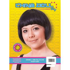Парик Китайская Куколка