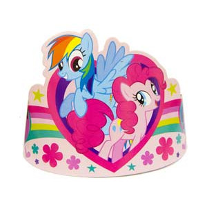 Тиара My Little Pony бум 8шт/A.