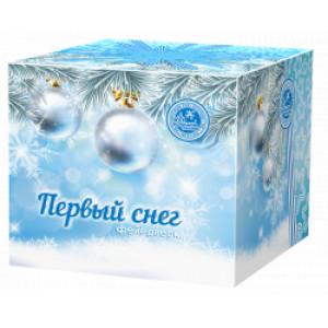 "Салют ""Первый снег ""49 зрд"