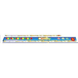 Свеча бенгальская 650 мм (3 шт.) кр.жел.зел.