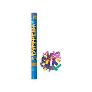 Хлопушка Бумфети 60см конфетти бумага