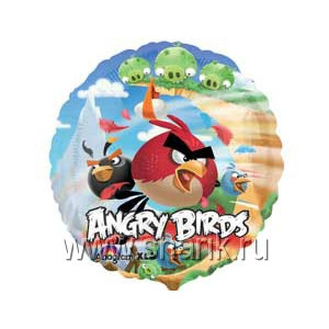 "А 18"" Angry Birds S60"
