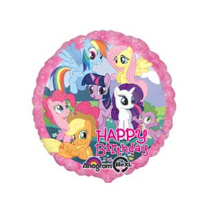 "А 18"" HB My Little Pony S60"
