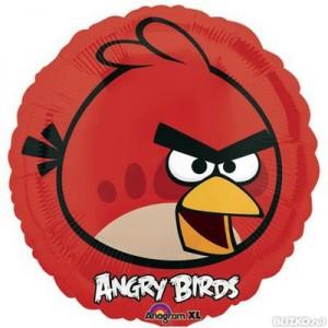 А 18 Angry Birds  красный