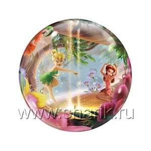 """П BUBBLE 22"""" Disney Тинкербел и Феи (071444198745)"""