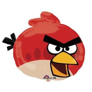 А Фигура Angry Birds красная