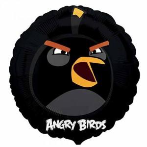 А 18 Angry Birds  Черный
