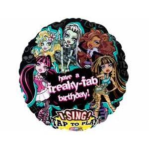 А Джамбо / Муз НВ Monster High