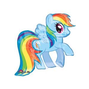 My Little Pony радужная