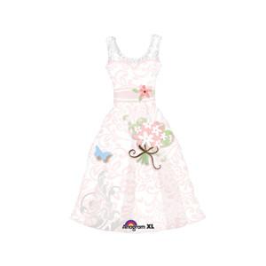 ФИГУРА/P35 Платье розовое