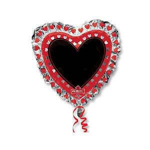 ФИГУРА/P50 Сердце с маркером