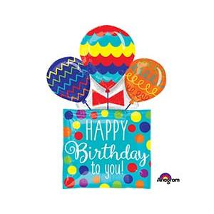 HB Подарок с шарами