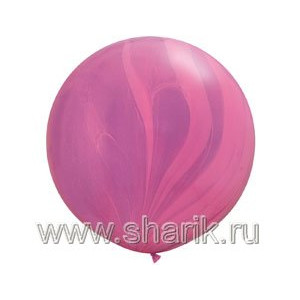 Супер Агат Pink Violet