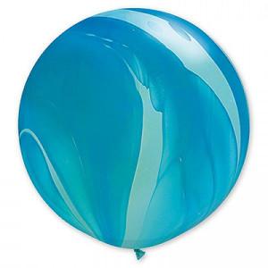 Супер Агат Blue