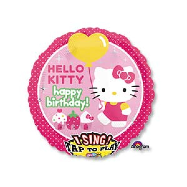 А ДЖАМБО/МУЗ HB Hello Kitty P75
